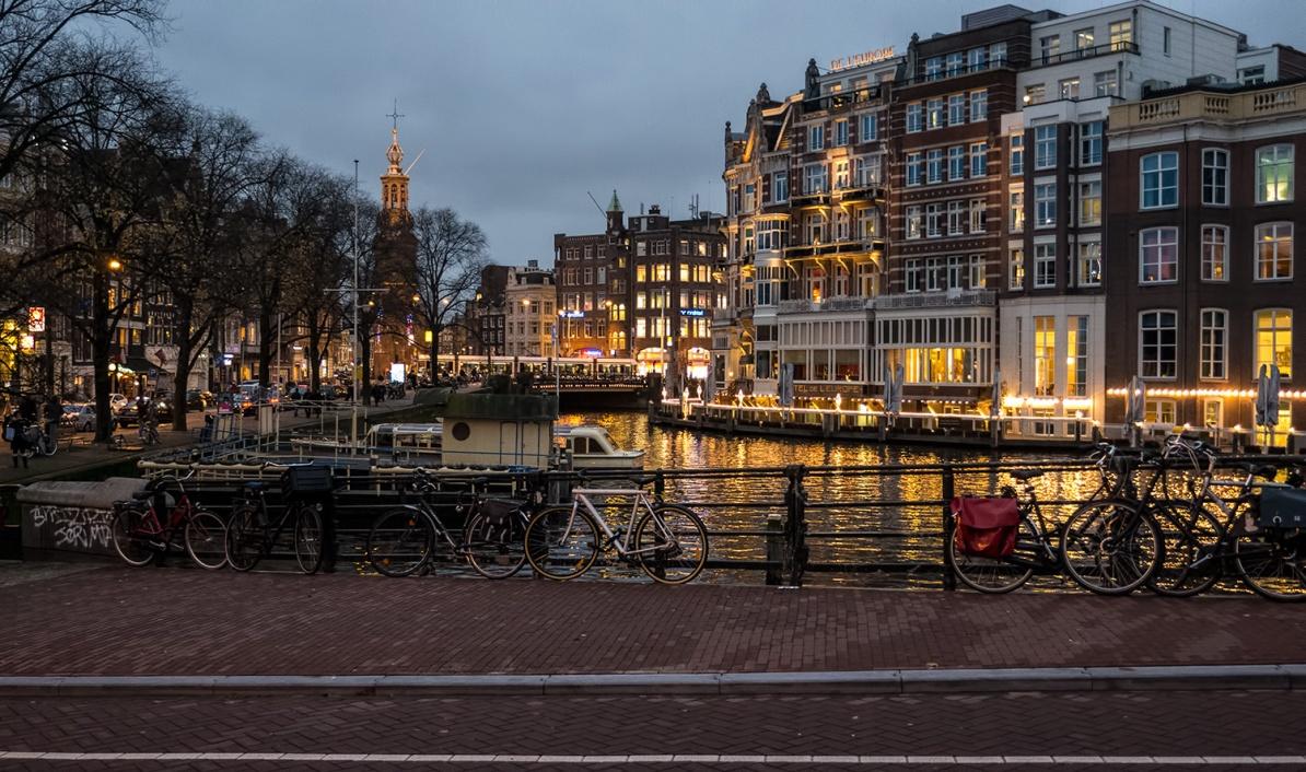 Amsterdam Munt Toren